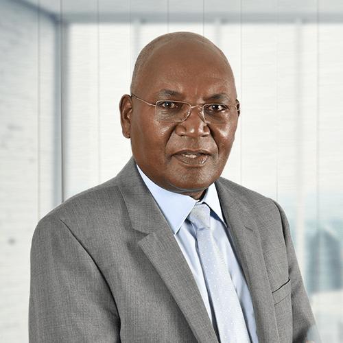 Dr. Eustace Mwarania