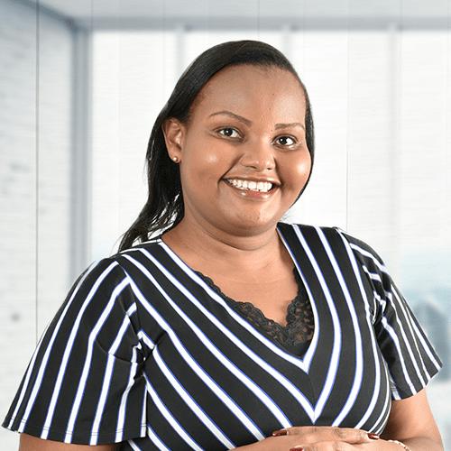 Marianne Kinyenje